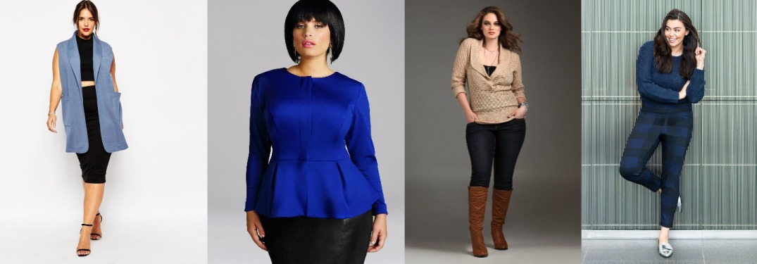 More Fashion Ideas for the Voluptuous Woman