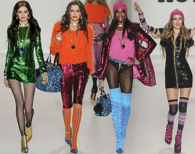 Betsey Johnson Fall / Winter Collection - 2015