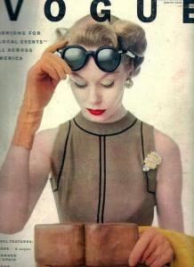 May 1951 Vogue Cover