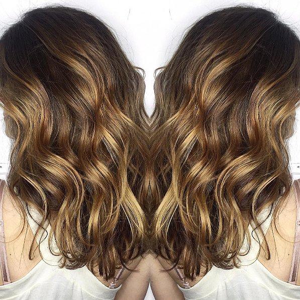 Hair Reflective Style
